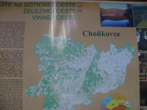 obec Choňkovce