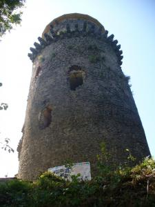 hrad Slanec 2.7.2017 (foto Gazda)