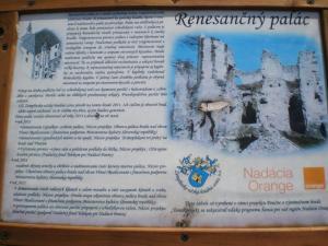 bicyklom za históriou Senderova -Vinianského hradu 20.5.2018 (foto Gazda)