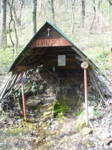 Belovarka prameň s mineralnou vodou