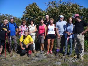 naší členovia s priateľmi z KST Turista