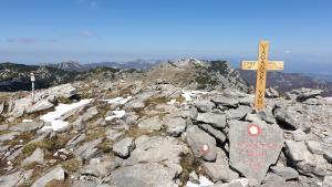 Paklenica, Vagansky vrch 30.4. - 5.5.2019 (foto Horňák)
