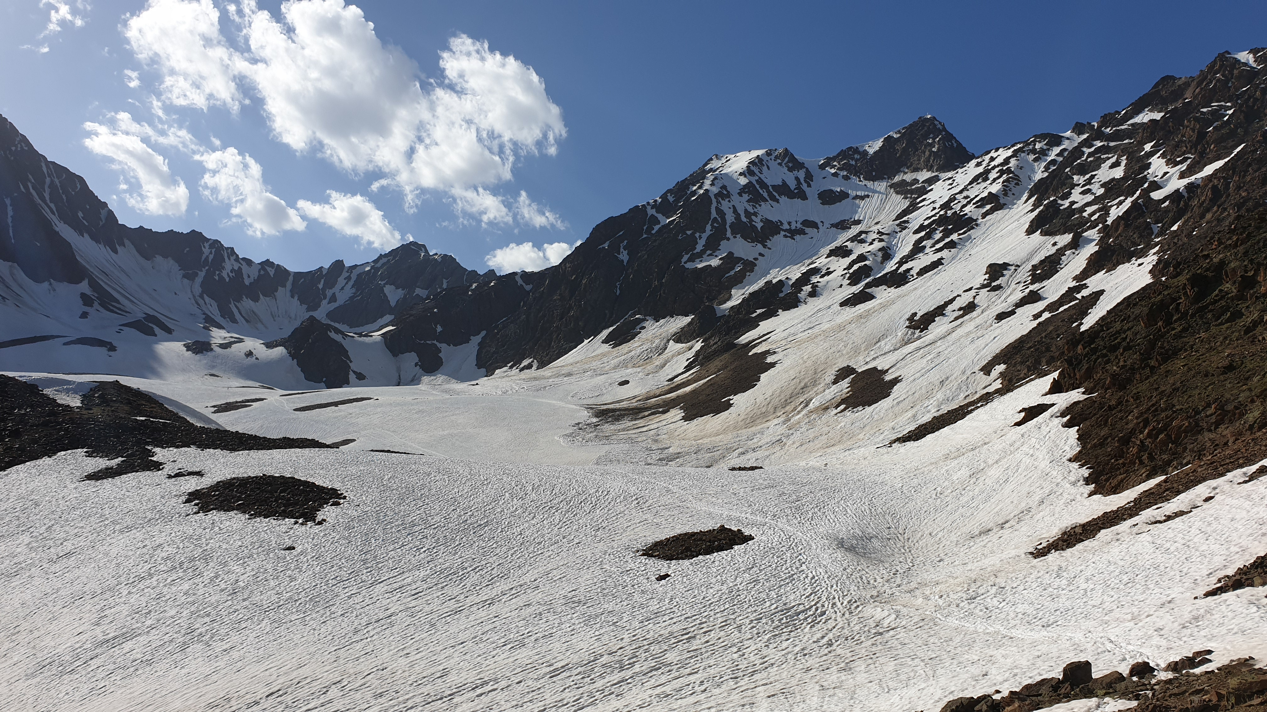 Wildspitze, Grossglocner a Dachstein 26.6. - 30.6.2019 (foto Horňák)
