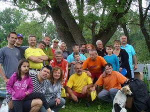 Jarný splav Laborca Humenné- Strážske 21.5.2017 (foto Gazda)